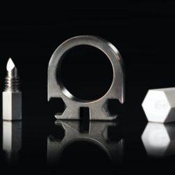 Кольцо, призванное стать незаменимым предметом повседневной жизни, без которого вы не сможете обойтись!